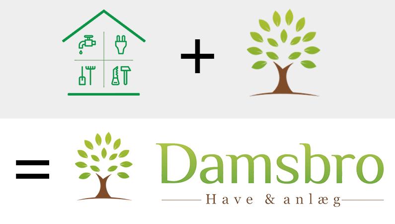 Hus og Have Hjælpen bliver en del af Damsbro Have & Anlæg